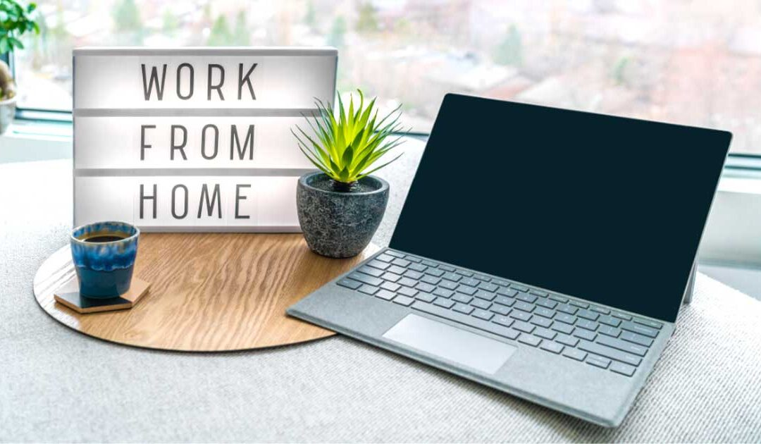 Working from home – the pros & cons